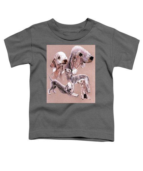 Bedlington Terrier Toddler T-Shirt