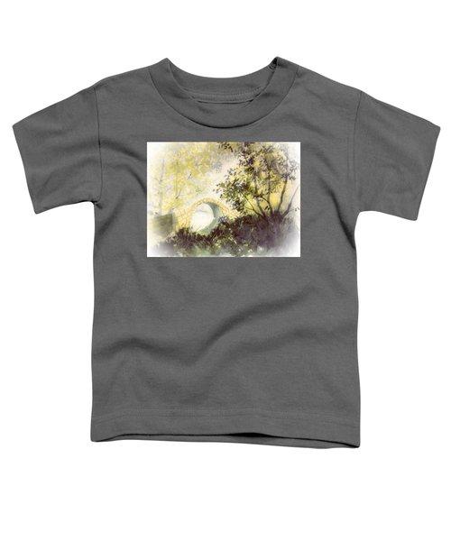 Beggar's Bridge Vignette Toddler T-Shirt