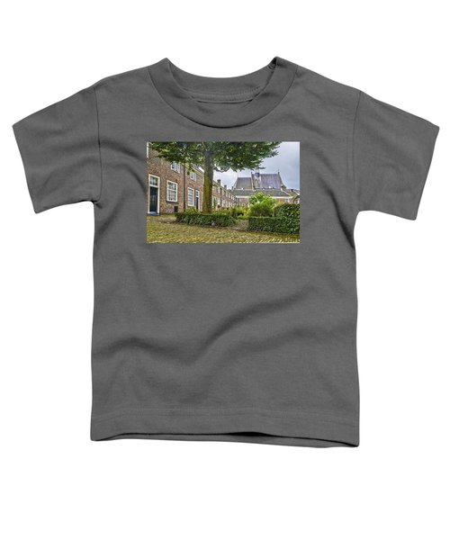 Begijnhof In Breda Toddler T-Shirt