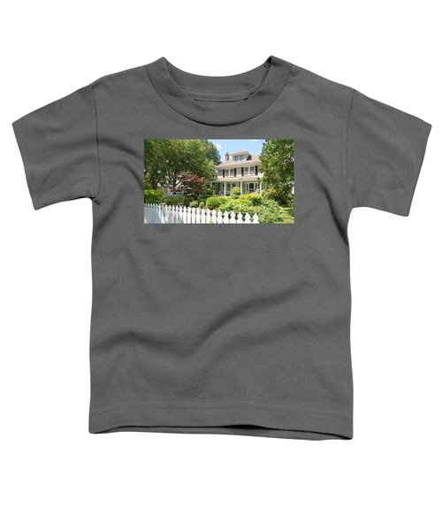 Behind The Picket Fence Toddler T-Shirt