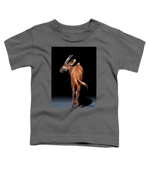 Behind The Scene - Mountain Bongo Toddler T-Shirt