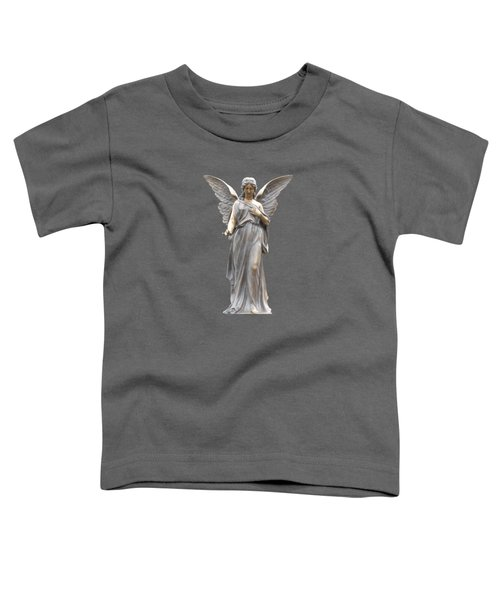 Behold I Send An Angel Before Thee I I Toddler T-Shirt