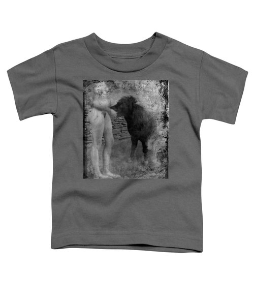 Belfast Nude With Mininature  Toddler T-Shirt