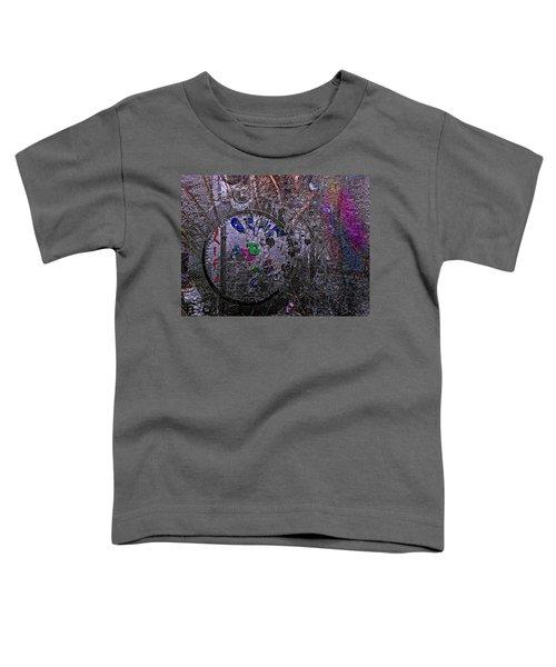 Believe In Art Toddler T-Shirt