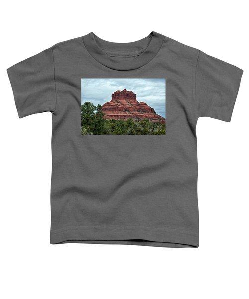 Bell Rock Rainy Day Toddler T-Shirt