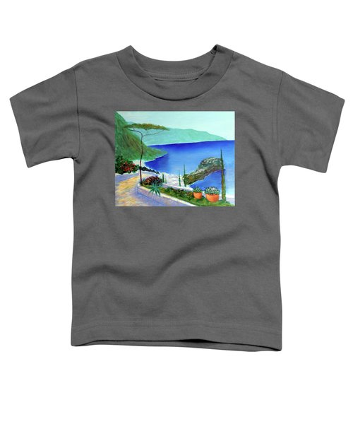 Bella Monaco  Toddler T-Shirt