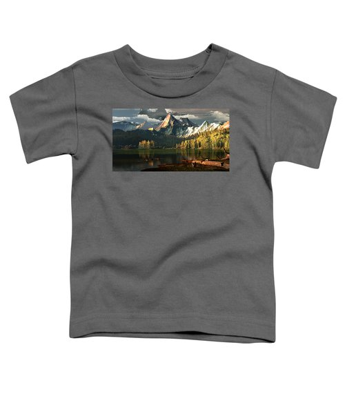 Beneath The Gilded Crowns Toddler T-Shirt