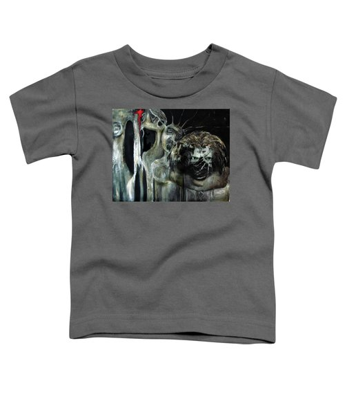 Beneath The Mask Toddler T-Shirt