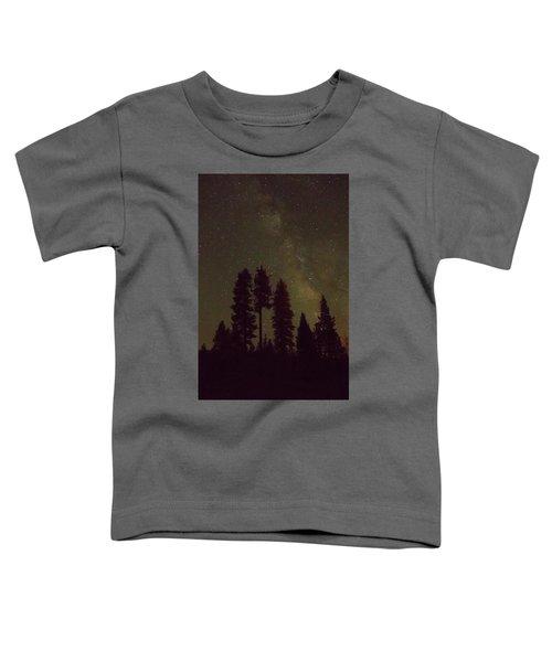 Beneath The Stars Toddler T-Shirt