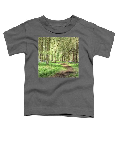 Bentley Woods, Warwickshire #landscape Toddler T-Shirt