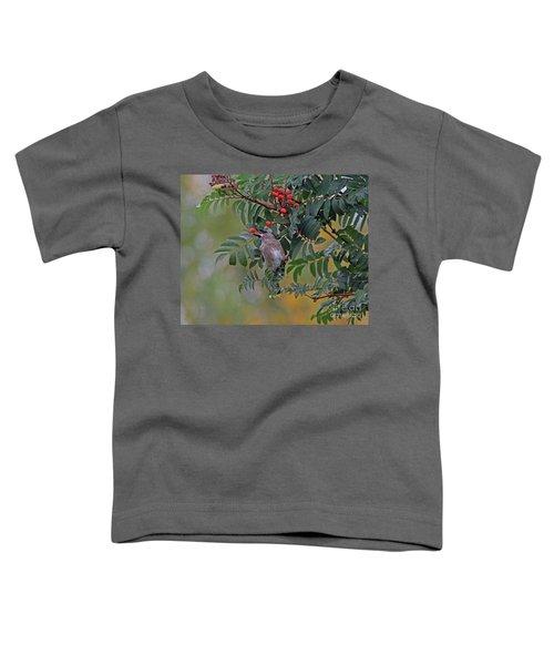 Berry Picking Toddler T-Shirt
