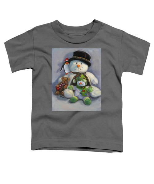 Best Of Friends Toddler T-Shirt