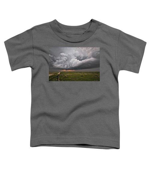 Better Late Than Never Toddler T-Shirt