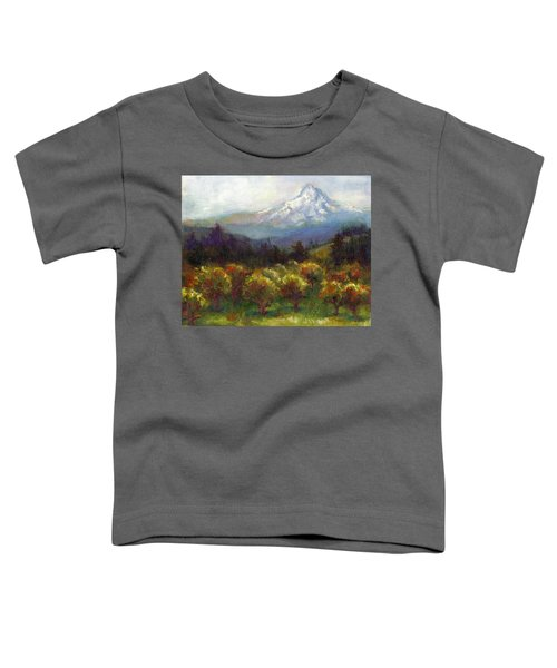 Beyond The Orchards Toddler T-Shirt