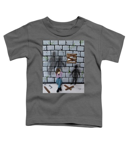 Beyond The Wall Toddler T-Shirt