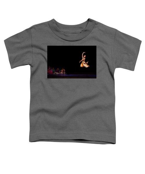 Bharatanatyam Toddler T-Shirt