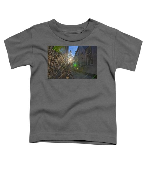 Bicycle Alley Toddler T-Shirt