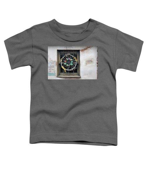 Bicycle Art Toddler T-Shirt