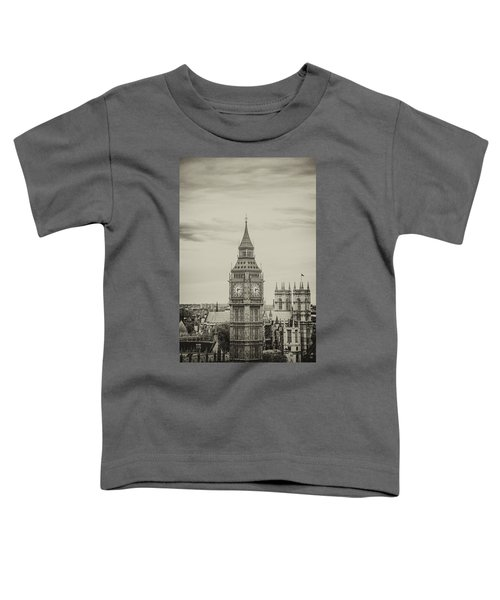 Big Ben Toddler T-Shirt