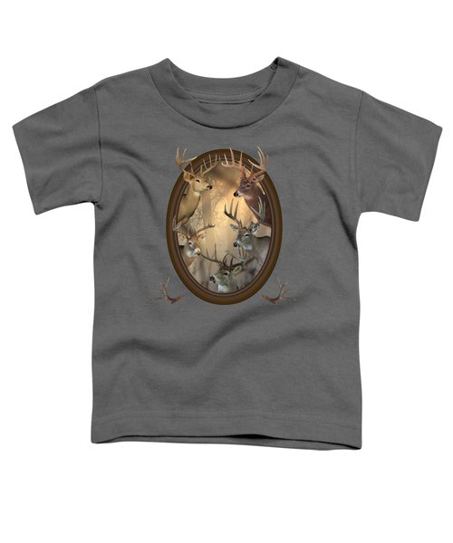 Big Bucks Toddler T-Shirt