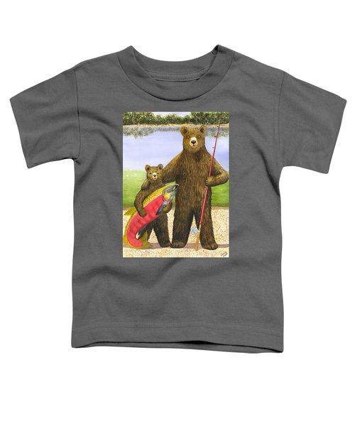 Big Fish Toddler T-Shirt