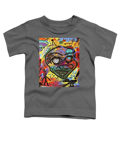 Big Games Toddler T-Shirt