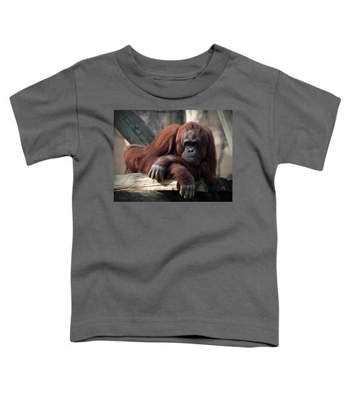 Big Hands Toddler T-Shirt