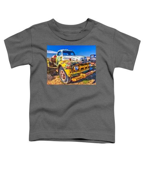 Big Job - Wide Toddler T-Shirt