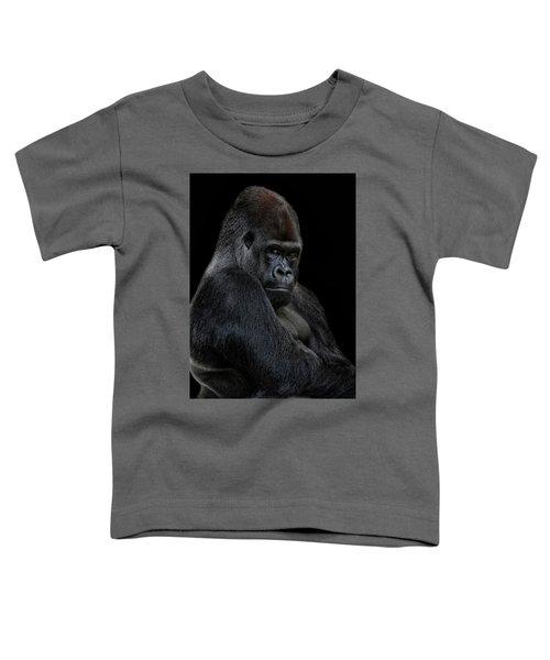 Big Silverback Toddler T-Shirt
