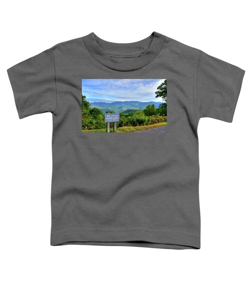 Big Witch Toddler T-Shirt