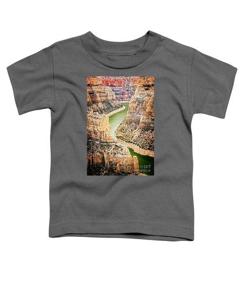 Bighorn River Toddler T-Shirt