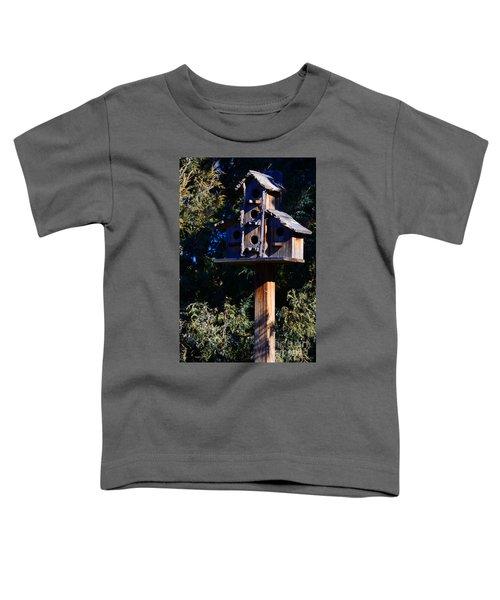 Bird Condos Toddler T-Shirt