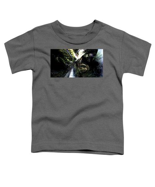Bird Flight With Olive Branch Toddler T-Shirt