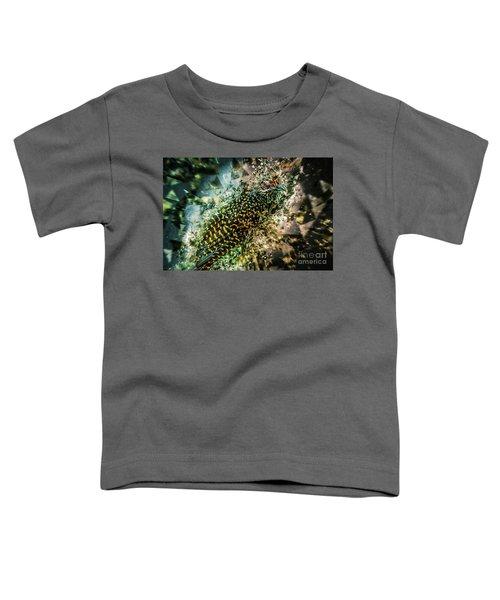 Bird Meets Glass Toddler T-Shirt