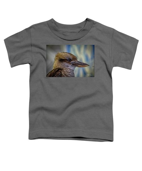 Bird Portrait Toddler T-Shirt