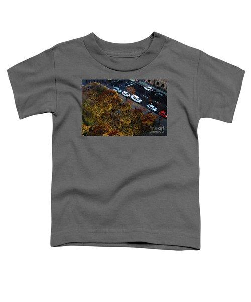 Bird's Eye Over Berlin Toddler T-Shirt