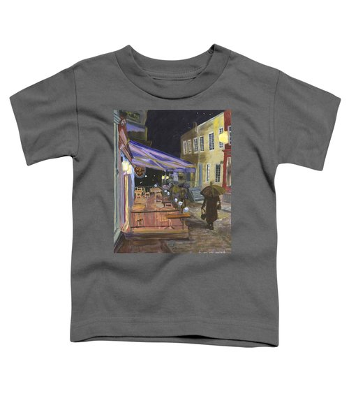 Bistro Sous Le Fort Toddler T-Shirt