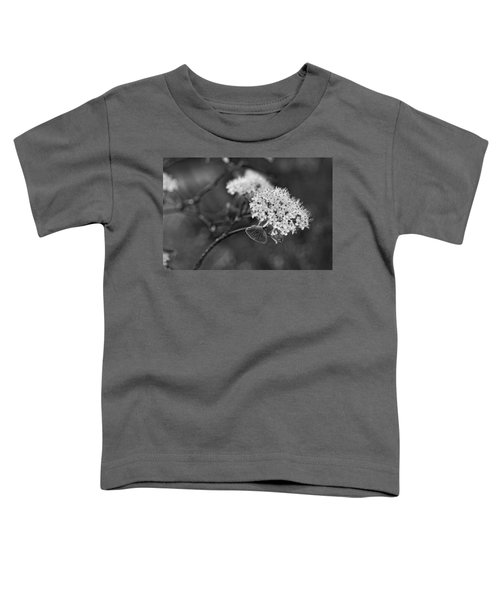 Black And White Toddler T-Shirt