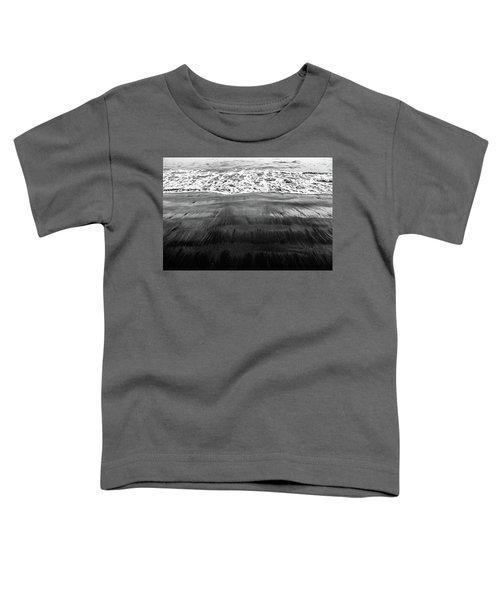 Black Sands  Toddler T-Shirt