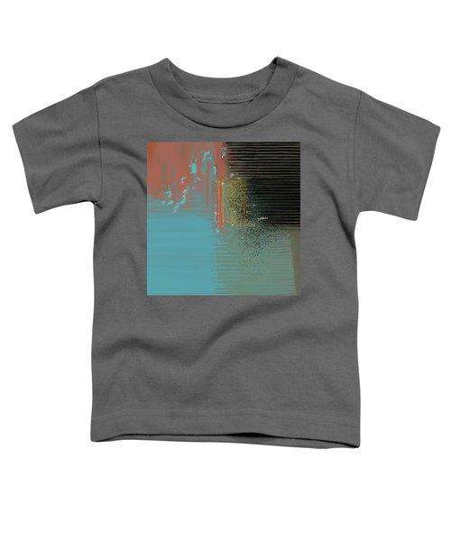 Black Splash Toddler T-Shirt