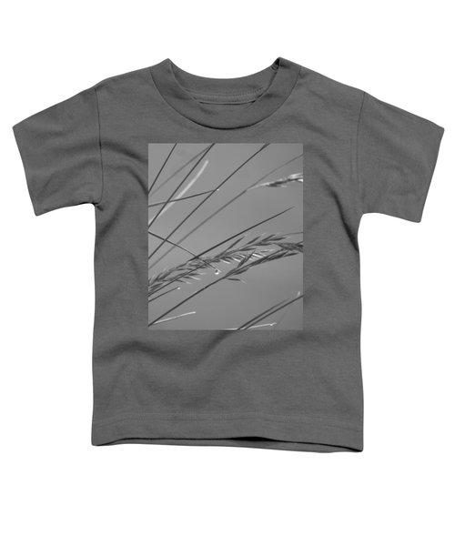 Blades Of Gray Toddler T-Shirt
