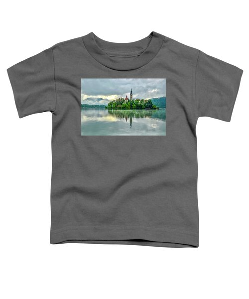 Bled At Sunrise Toddler T-Shirt