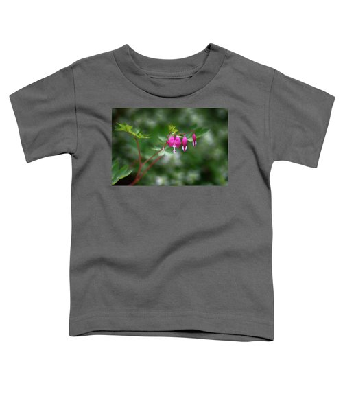 Bleeding Hearts Toddler T-Shirt