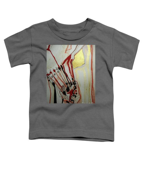 Blood Flowers Toddler T-Shirt
