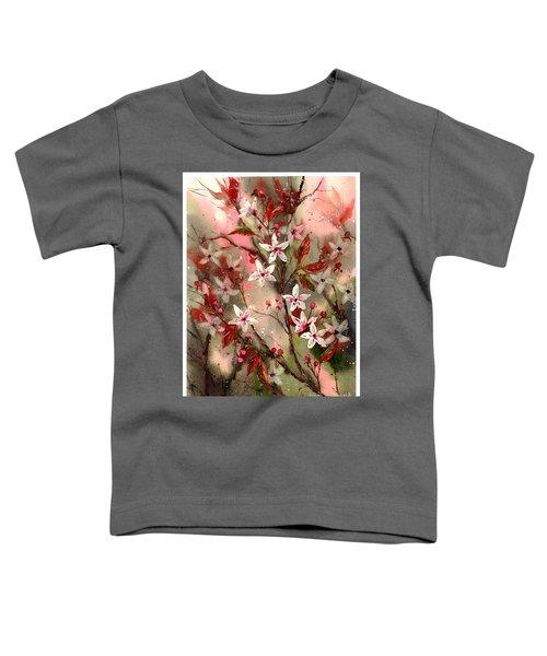 Blooming Magical Gardens Toddler T-Shirt