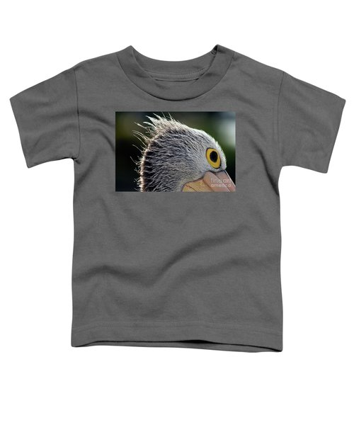 Toddler T-Shirt featuring the photograph Blowin' In The Wind by Stephen Mitchell