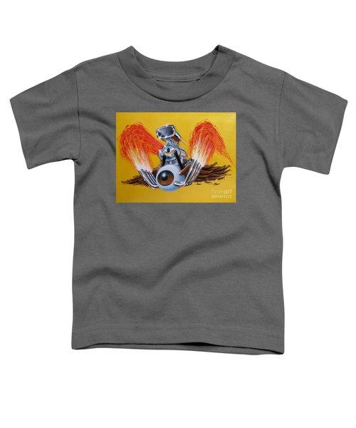 Blown Eyeball Toddler T-Shirt