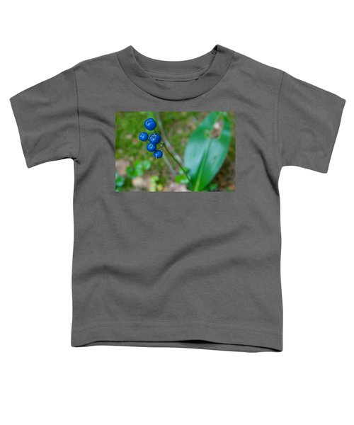 Blue Berries Toddler T-Shirt