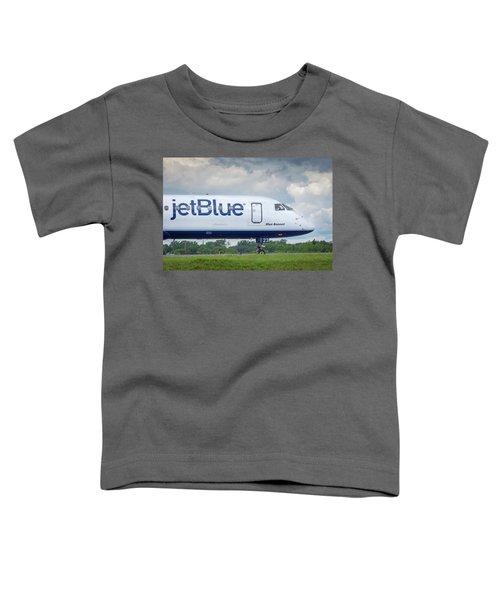 Blue Bonnet Toddler T-Shirt