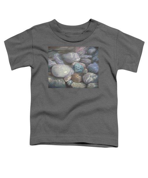 Blue Calm Toddler T-Shirt
